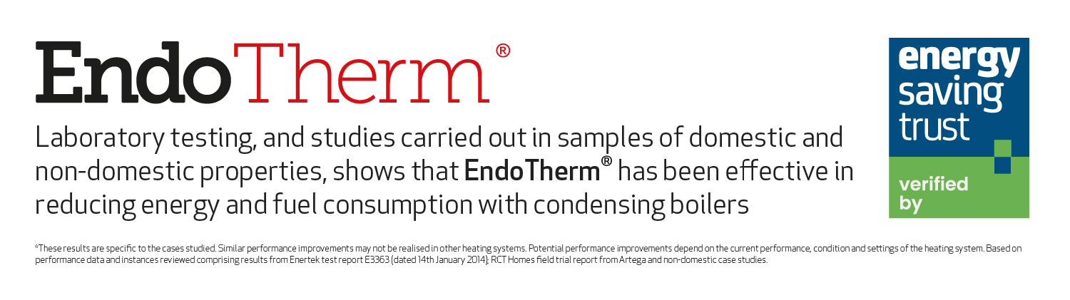 EndoTherm is verfied by The Energy Saving Trust